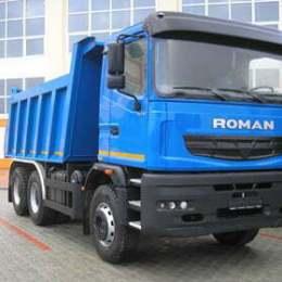 Roman Braşov a produs două autocamioane în 2014