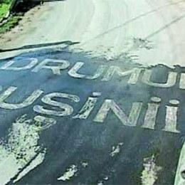 """""""Drumul ruşinii"""" va fi reparat pe banii Guvernului, ţinând cont că va fi una dintre """"bretelele"""" spre viitoarea autostradă"""