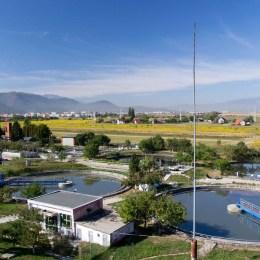 Compania Apa Brașov, obligată să plătească penalități de 5 milioane de lei pentru apa uzată netratată corespunzător pe care o deversează în Bârsa