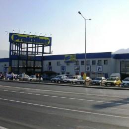 Magazinul Praktiker din Brașov va fi închis. Britanicii de la Kingfisher au deja un magazin Brico Depot în zonă