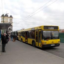 Modernizarea sistemului de transport din Braşov, amânată cu cel puţin o lună