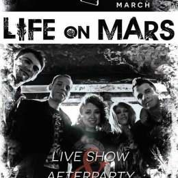 Life on Mars cântă sâmbătă în Times Pub
