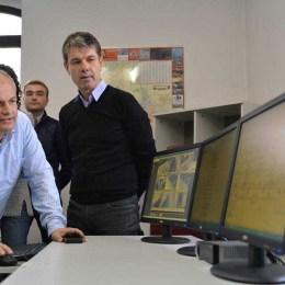 Ochii virtuali au început să îşi facă treaba în şcolile din Braşov