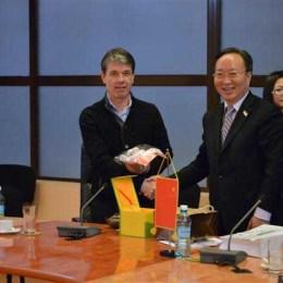 Chinezii au gânduri mari de afaceri cu Braşovul
