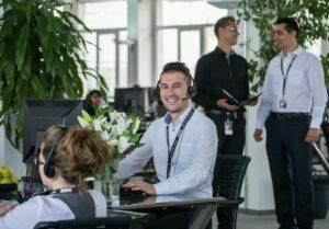 Call center CCC_Bucharest