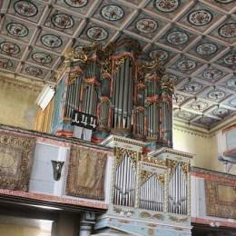 Orga Bisericii Evanghelice din Codlea – restaurată după cinci ani de lucrări