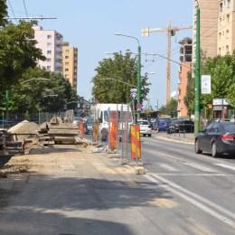 Noi restricţii de circulaţie, până pe 15 septembrie, pe Griviţei şi Bisericii Române