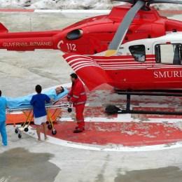Investiţia pentru amenajarea heliportului de la Judeţean, estimată la suma de 165.000 de lei