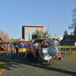 Parcul unicat cu avioane de la Braşov va fi omologat de un specialist