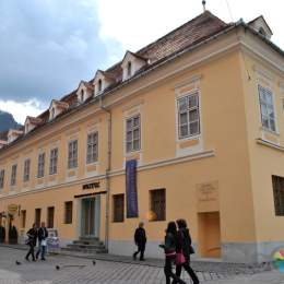 Muzeul Civilizației Urbane scos la vânzare cu 2,5 milioane de euro. CJ Brașov începe negocierile pentru a cumpăra clădirea