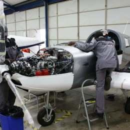Brașovul ar mai putea atrage o investiție în domeniul aeronautic