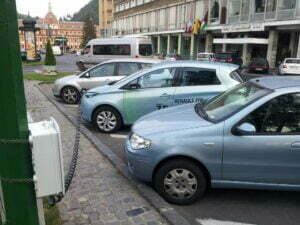 Masina electrica Top Gear la Brasov (1)