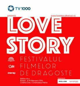 Love Story Festival poster