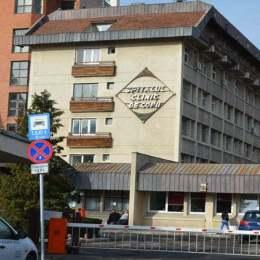 Spitalul de Copii și cel din Făgăraș, pe lista dezinfectanților diluați