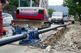 CE acordă bani în continuare Companiei Apa pentru finalizarea proiectului de reabilitare a sistemelor de apă și canalizare