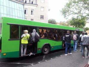 Autobuze RAT Brasov sistem informare1