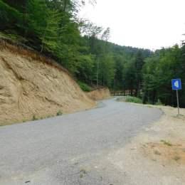 Investiții de 1,8 milioane de lei în drumurile forestiere care traversează pădurile Brașovului