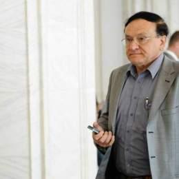 Căncescu s-a dus la Tribunal să se asculte vorbind