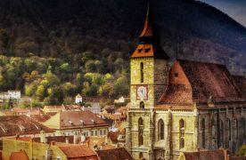Biserica Neagră, al doilea cel mai fotografiat loc din România