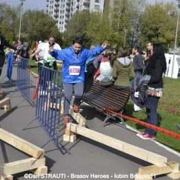 Pentru cauze nobile. Înscrieri la cursa cu obstacole Brașov Heroes