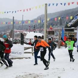 100 de participanți la Maratonul Zăpezii care va avea loc sâmbătă la Râșnov