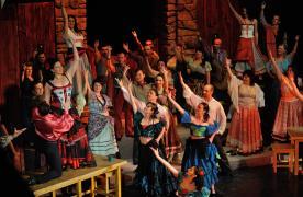 Spectacole de Mărțișor, la Opera Brașov