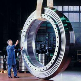 Schaeffler produce la Cristian primul rulment etanș uriaș din lume pentru companiile din minerit