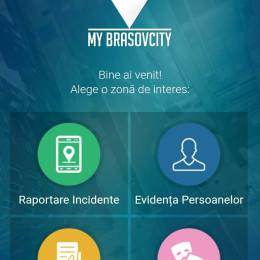 Cum poți semnala direct de pe telefon un incident din Brașov. Noua aplicație a Primăriei îți prezintă și evenimentele din oraș, dar te ajută să te programezi și la buletine