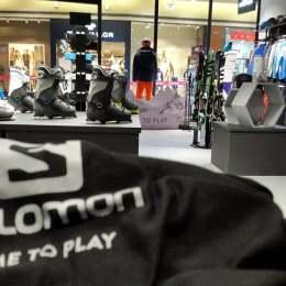 Primul magazin Salomon în franciză a fost deschis la Brașov
