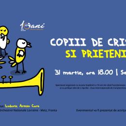 10 ani de la înființarea Asociației Copiii de Cristal, sărbătoriți cu un eveniment caritabil