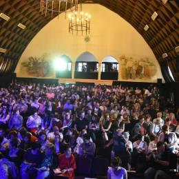 15.000 de oameni au asistat la spectacolele din cadrul C'Art Fest