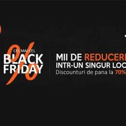 Și CEL.ro a furat startul la Black Friday