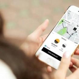Serviciul Uber, prezent și la Brașov, a ajuns la un milion de utilizatori în România