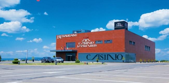 Clădirea Casino Vesuvius se va transforma în centru de evenimente
