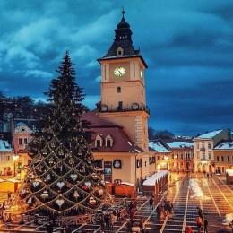 1,15 milioane de turiști au vizitat Brașovul în primele zece luni ale acestui an