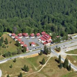 Complexul turistic Monterai din Poiana Brașov, scos, din nou, la vânzare pentru 15 milioane de lei
