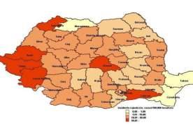 Brașovul, printre județele cu cele mai multe cazuri de rujeolă, confirmate de la apariția epidemiei