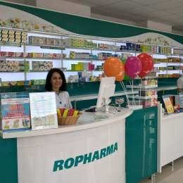 Ropharma a vândut medicamente de peste 91 de milioane de lei în primul trimestru