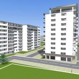 O firmă din Luxemburg vrea să construiască blocuri cu 8 și 11 etaje pe strada Lânii