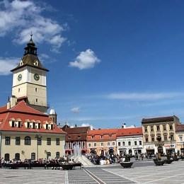 80.866 de turiști străini au vizitat Brașovul în primul semestru, mai puțin cu 8.000 față de anul trecut