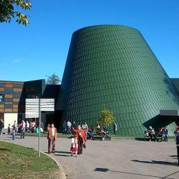 Planetariul de la Zoo Brașov, pregătit din punct de vedere tehnic pentru redeschidere. Mai trebuie definitivată însă soluția optimă pentru dezinfecția sălii