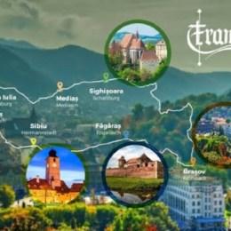 Transilvania Train, primul tren turistic românesc, pleacă pe 22 august din Brașov. Prețul unui bilet pleacă de la 900 de euro de persoană