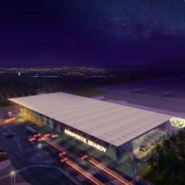 Decizia CNSC: Licitația pentru terminalul Aeroportului de la Ghimbav va trebui reluată