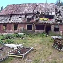Cabana Urlea va fi readusă la viață, după ce a fost lăsată de izbeliște ani buni și a devenit o ruină