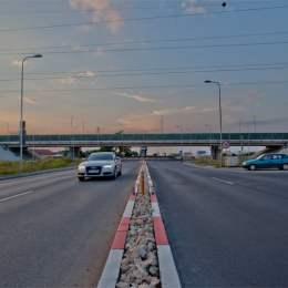 Traficul rutier pe ocolitoarea Brașovului va fi restricționat, mâine