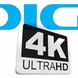 Digi lansează prima televiziune 4K din România: sport, muzică și filme
