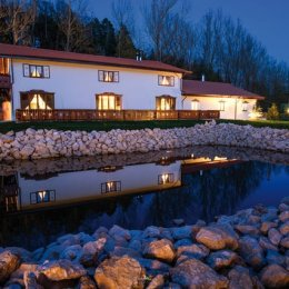 Investiție de 2,3 milioane de euro într-un hotel bio la Vulcan