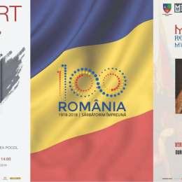 100 de ani de România în viziuni artistice actuale