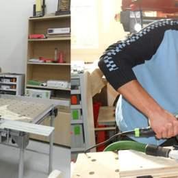 Studenții de la Ingineria Lemnului din Brașov au reinterpretat piesele de mobilier ale Cotroceniului, Peleșului și Branului