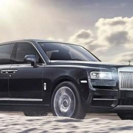 Un brașovean va aduce în România primele SUV-uri Rolls Royce